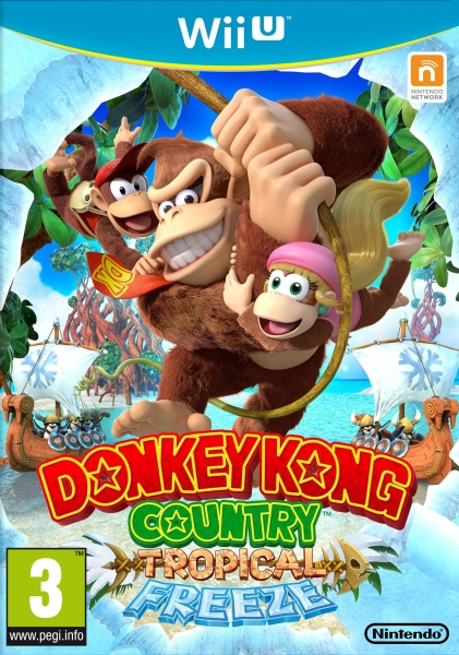 donkey kong country tropical freeze wiu argus jeux vid o d 39 occasion. Black Bedroom Furniture Sets. Home Design Ideas