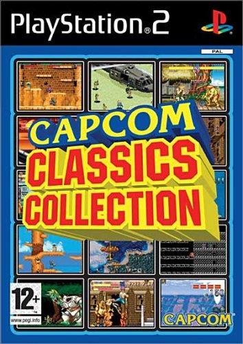 capcom classics collection vol 1 ps2 argus jeux vid o d 39 occasion cotation. Black Bedroom Furniture Sets. Home Design Ideas