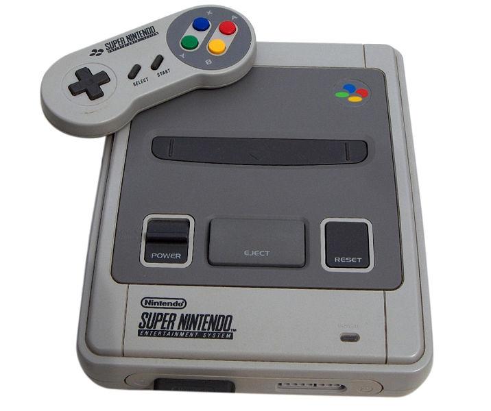 Console Super Nintendo Sn Argusjeux Fr Argus Jeux