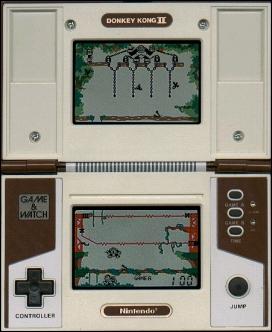 Game watch donkey kong ii gw argus jeux vid o d 39 occasion cotation jeux - Console de jeux a vendre ...