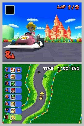 mario kart ds ds argus jeux vid o d 39 occasion cotation jeux vid o prix et. Black Bedroom Furniture Sets. Home Design Ideas